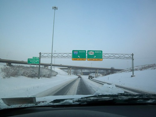 Winter's Drive: 490 to 590