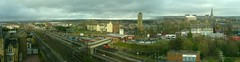 View from the Motherwell Heritage Centre