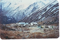 Annapurna Basecamp in the Nepalese Himalayas (Bill(iudshi8uf)) Tags: nepal camp base annapurna lpdown