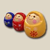 unazukin nesting doll