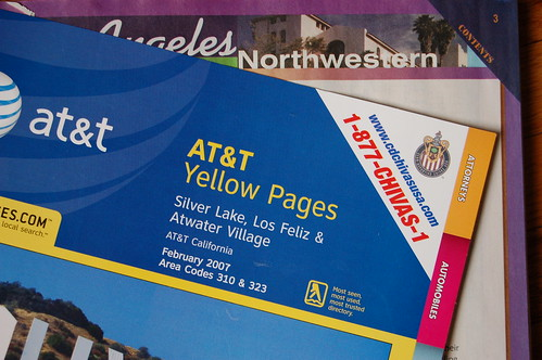 Northeast LA Phone Book Filled with Valuable Information About Northwest LA