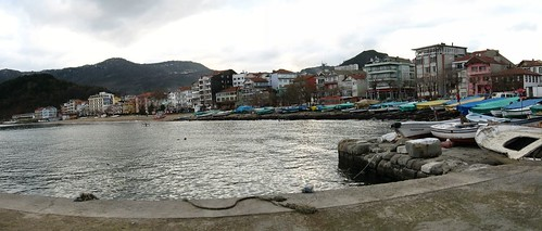 Tourist trap Amasra (Black Sea coast, Turkey)