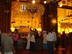 Di Dalam Mevlana Museum, Konya, Turkey