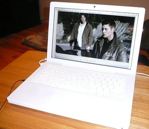 shot of my macbook