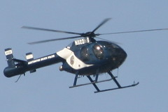 Huntington Beach Police Department Helicopter
