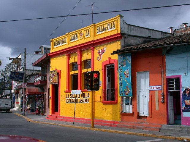 Scene in Xalapa