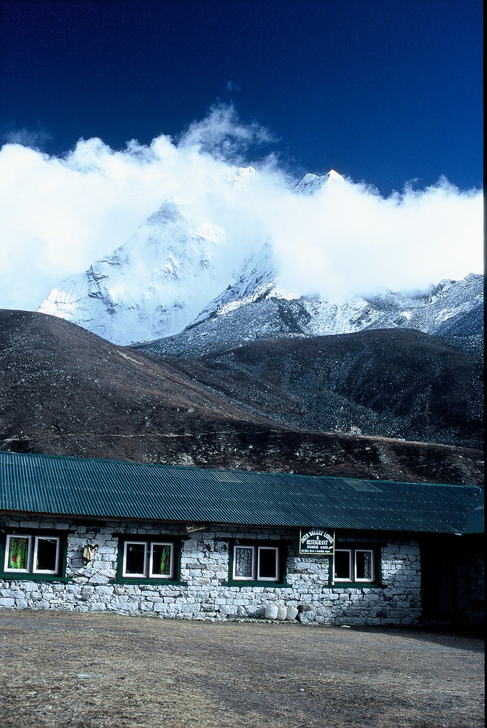 迪波奇Dingboche(4,359m)