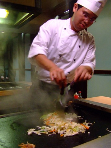 shinju japanese teppanyaki restaurant by you.