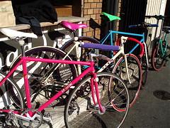 bike bike bike!!! (pedalmafia) Tags: bike japan tokyo track fixed fixie fixedgear samson pista pedal keirin araya promax sugino mks njs suzue superchamp