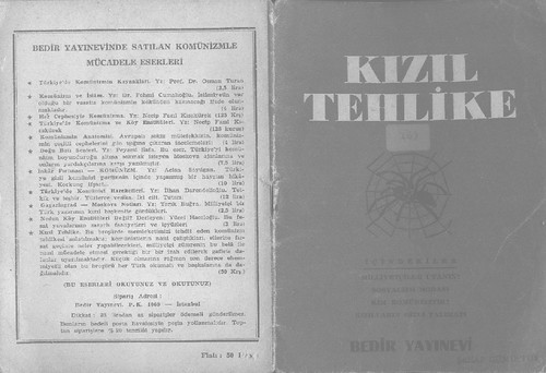 Kızıl Tehlike, 1964