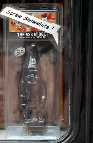 The ass midget