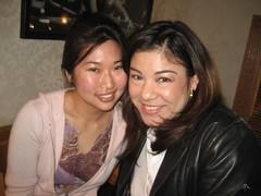 Jenni and Maggie