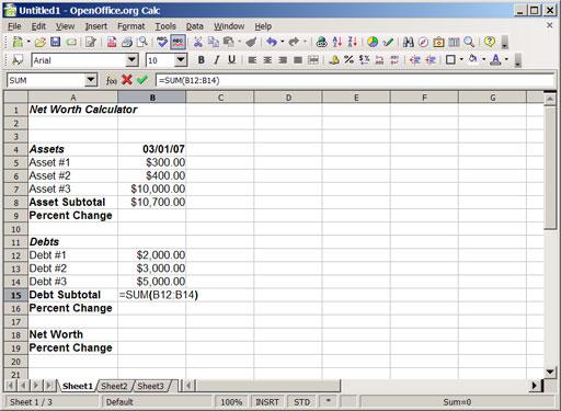 Debt Calculaor 4