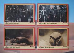 Dune Trading Cards (Funkomaticphototron) Tags: movie cards sting dune battle 1984 specialeffects tradingcards patrickstewart fremen seanyoung davidlynch sandworm frankherbert fleer kylemclaughlin arrikis shadaamiv princessirulan krisknife longlivethefighters isthatasandwormoraryoujusthappytoseeme shadamiv coryfunk