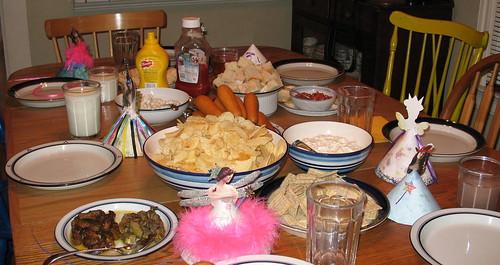 Mom's 70th Bday Dinner