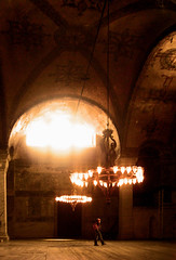 The mystical light of Hagia Sophia, Istanbul (eftimov-schenk-schwartz) Tags: travel architecture turkey istanbul hagiasophia 50faves ysplix