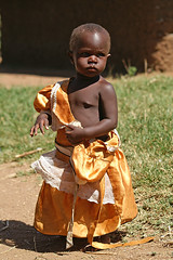 Small girl (imanh) Tags: africa girl tanzania afrika meisje iman heijboer imanh