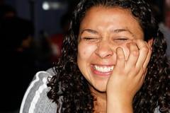 Melisa (Alicia Guzmn Moya) Tags: face mxico gesicht bokeh sonrisa puebla ritratto viso rostro fotografa theface volto aligu2001 abigfave aliciaguzmnmoya mkavila flickerspoblanos