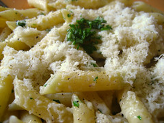 Anchovy Penne