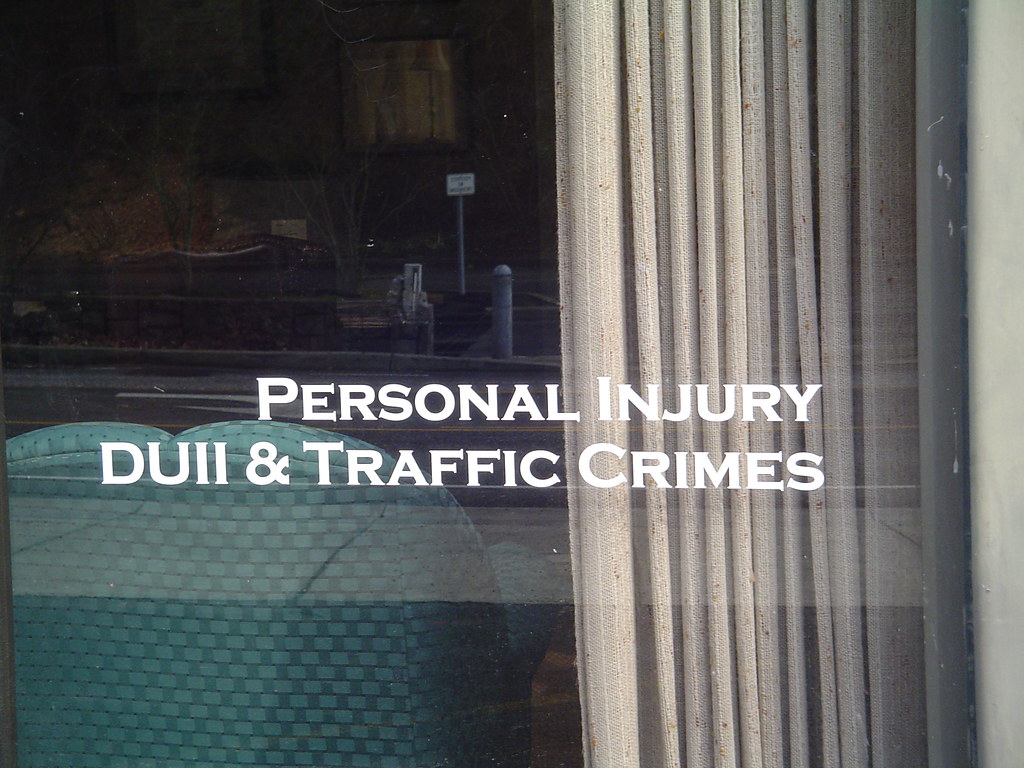 Personal Injury, DUII & Traffic Crimes
