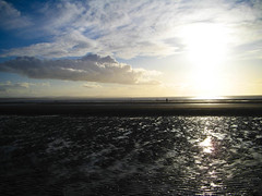 Crosby Beach (RichHumphries) Tags: beach liverpool crosbybeach