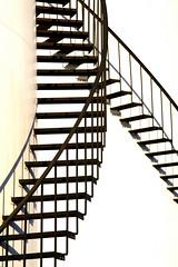 Confusion (stevenbulman44) Tags: calgary stairs yard steps rail explore anawesomeshot impressedbeauty betterthangood