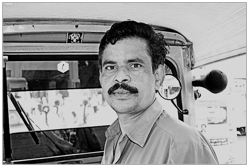 Madurai : Auto Driver