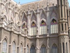 Catedral católica en Mysore (2)