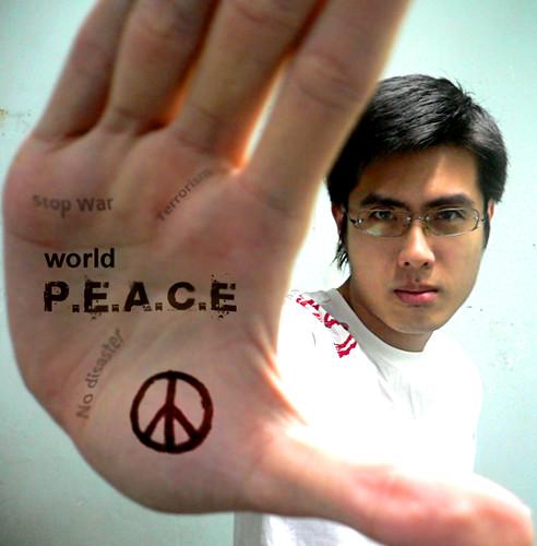 World P.E.A.C.E