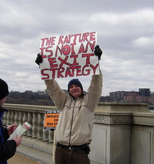 A Fact The Think Tanks Have Overlooked (Cowtools) Tags: washingtondc dc washington dcist iraqwarprotest marchonthepentagon fouryearsofliesandwastedlives