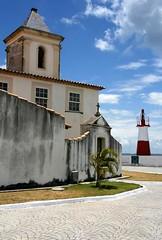 Igreja da Ponta do Humait (Fonseca) Tags: igreja farol humait pontadohumait