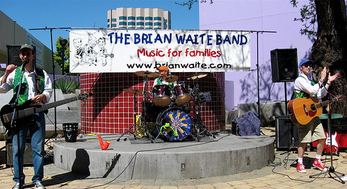 The Brian Waite Band.
