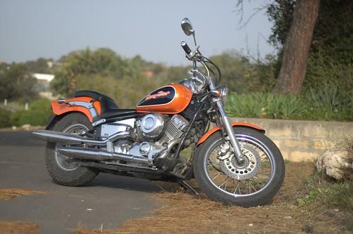 Yamaha DragStar XVS400