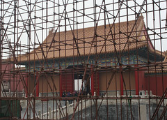 Forbidden City Scaffolding