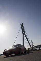 bridge red cars 911 sunny porsche gt3 fredrikstad 997 hvaler