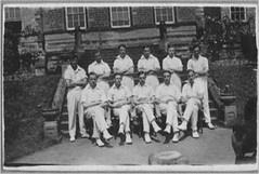 Cricket team - Lancashire