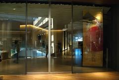 Suntory Museum - Entrance