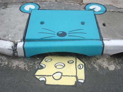 O Rato Azul