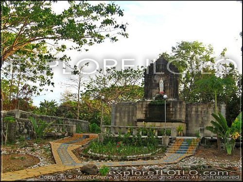 Igbaras Church Ruins