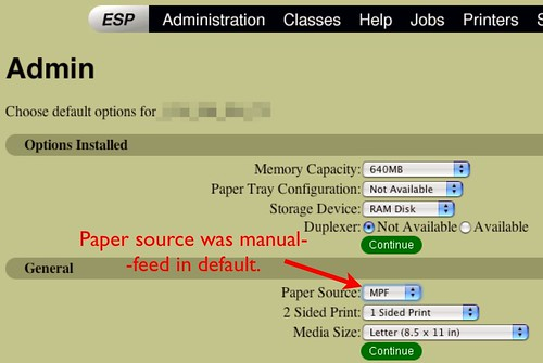 paper source was manual-feed in default