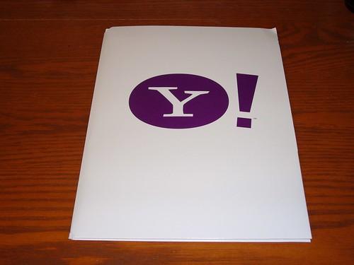 Yahoo! folder