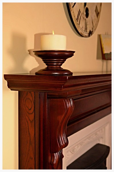 RIVERSDALE  The Riversdale is a time honoured, elegant design that creates a presence in any room. Its definitive clean lines give the visual dominance over to the classic hand carved corbels which flank the frieze, and quickly define the character of the