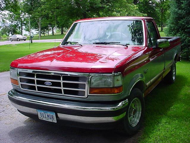 1994 ford f150 xlt 302 50 v8