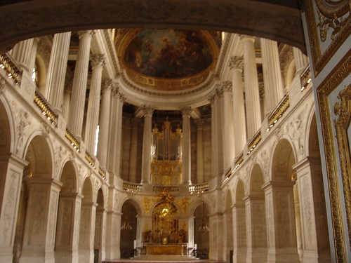 The Chapel at Versailles