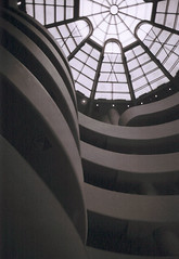 Guggenhein (Lucy Spink) Tags: newyork guggenheim gallery architecture