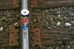 Ajax on Rails (chrisglass) Tags: ajax rails ajaxonrails tongueincheek pun buzzwords supernewfancyweb