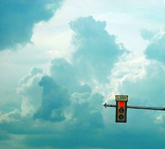 Stop and Look Clouds - by CaptPiper