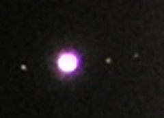 Jupiter (Joanna Terpstra) Tags: here is closeup jupiter showing its moons from neils photowwwjoannaterpstracomau wwwjoannaterpstrablogspotcom