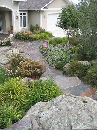 So home landscaping examples