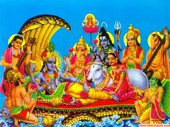 Shri Narayan on Shri Sheshnag (Yadupati) Tags: hinduism vishnu narayana lakshmidevi hanuman naradamuni ganesh shiv parvatidevi nandi garuda brahma sheshnag andakinnarachoristerwithhorsehead